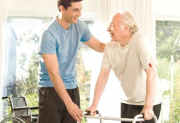 Iglesias (CI): Uomo 65enne non autosufficiente cerca Badante Uomo h24